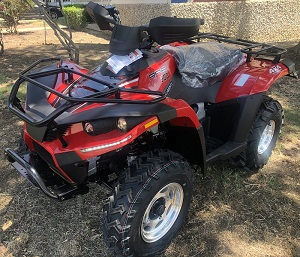RPS BRAND NEW 300CC ATV
