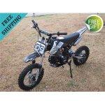 RPS EGL-09 125cc Dirt Bike, SEMI AUTO Transmission, 4 Stroke Single Cylinder, Air Cooled