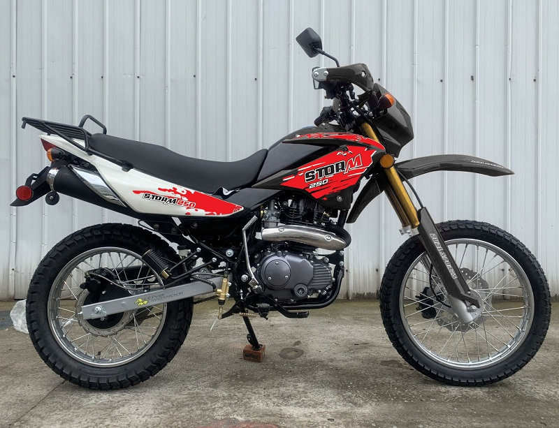 ROKETA DB-47 250 DIRT BIKE