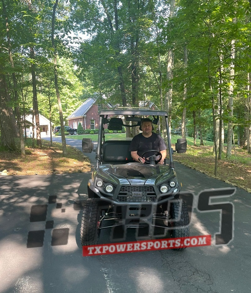 Rover 200 EFI UTV
