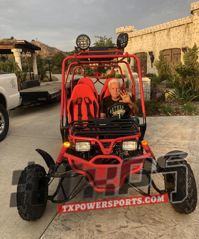 RPS 4-Seater Go Kart
