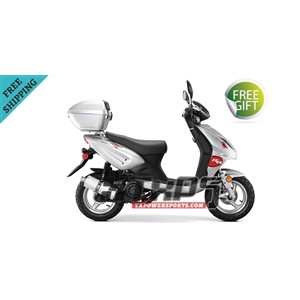 SSR SONIC DELUXE 150 SCOOTER, 149.6cc, 4 Stroke, Single Cylinder, Air Cooled