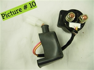 Starter Relay / Solenoid for All ATVs