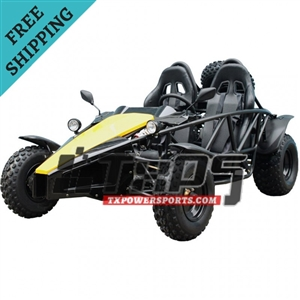 TaoTao ARROW200 169Cc, Air Cooled, 4-Stroke, 1-Cylinder, Automatic With Reverse