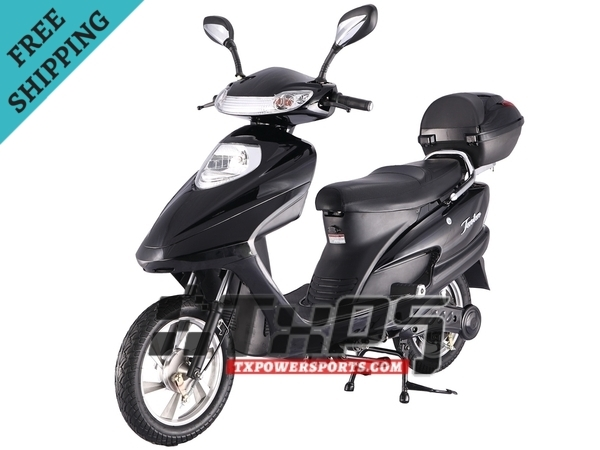TaoTao ATE-501 Electric Scooter, 500W Push Button Start
