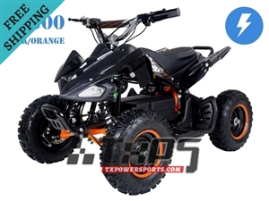 TAOTAO E1-500 Electric ATV, 500 Watt , Brushless Electric Motor
