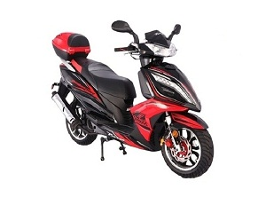 New Scooter 150cc