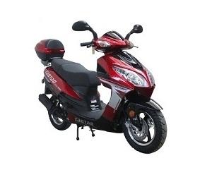 New Taotao Titan 50Cc Bigger Size Gas Street Legal Scooter