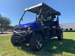 Trailmaster Taurus4 - 450 6 Seater Golf Cart