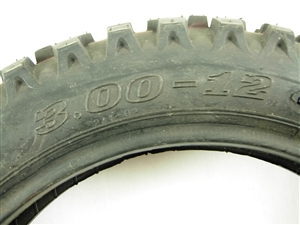 DIRT BIKE TIRE 3.00-12