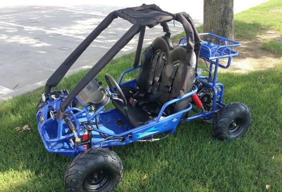 New Mini Desert 125cc
