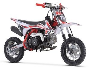 Trailmaster Tm10 110Cc Dirt Bike, Automatic 4-Stroke