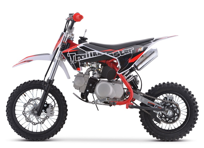 TM22 125cc Dirt Bike