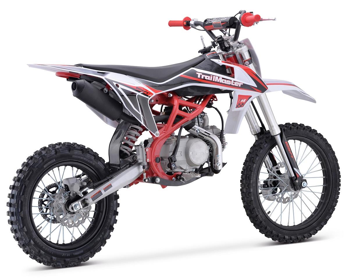 TM27 125cc Dirt Bike