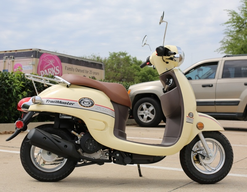 TM Milano 50A Scooter