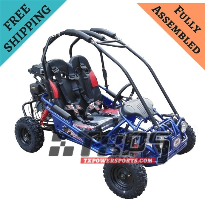 Buy the TrailMaster Mini XRX/R Kids GoKart For Sale at Txpowersports com
