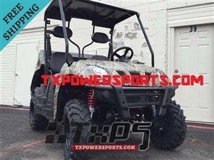 UTV 400cc 4x4 trail master