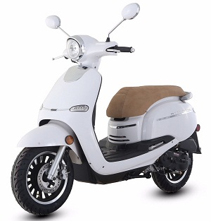 Trail Master Turino 50A Scooter