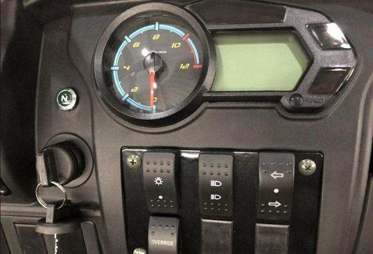 New Trailmaster Taurus 200G UTV