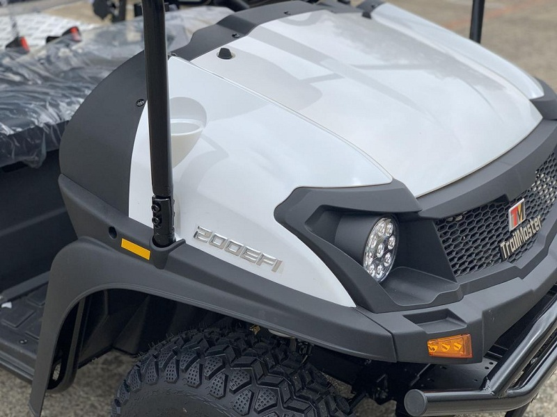 New Trailmaster Taurus 200G EFI UTV