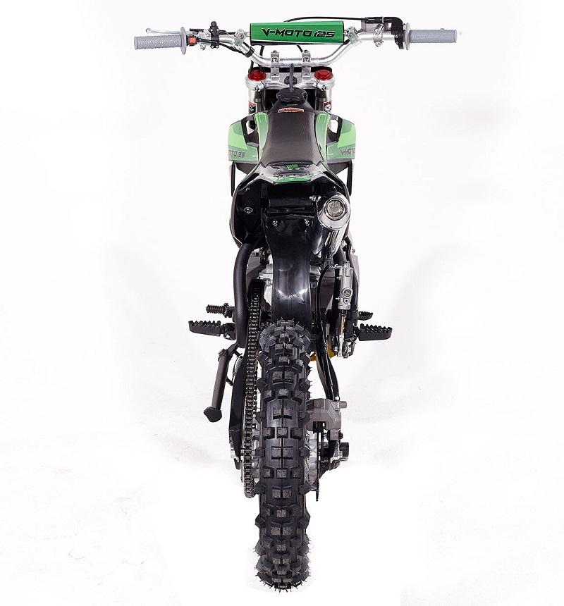 NEW V12 124cc Dirt Bike