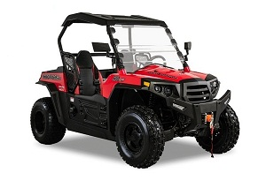 New HiSun Strike 250 Sport UTV Side by Side