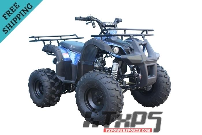 110cc Atv For Sale >> Veloz Atv08 110cc Utility Atv For Sale Local Pick Up