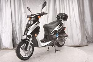 Cougar Cycle BAHAMA 150cc (QT-12A) Scooter