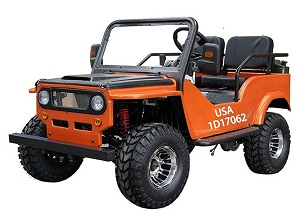 Vitacci Jeep 125cc
