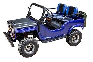 Vitacci Jeep GR-2 125cc