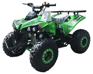 APOLLO PRO 125CC ATV, FULL-AUTOMATIC  WITH REVERSE