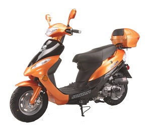 Cougar Cycle SOLANA 49cc QT-5 Scooter