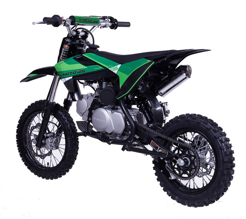 NEW V6 125cc Dirt Bike