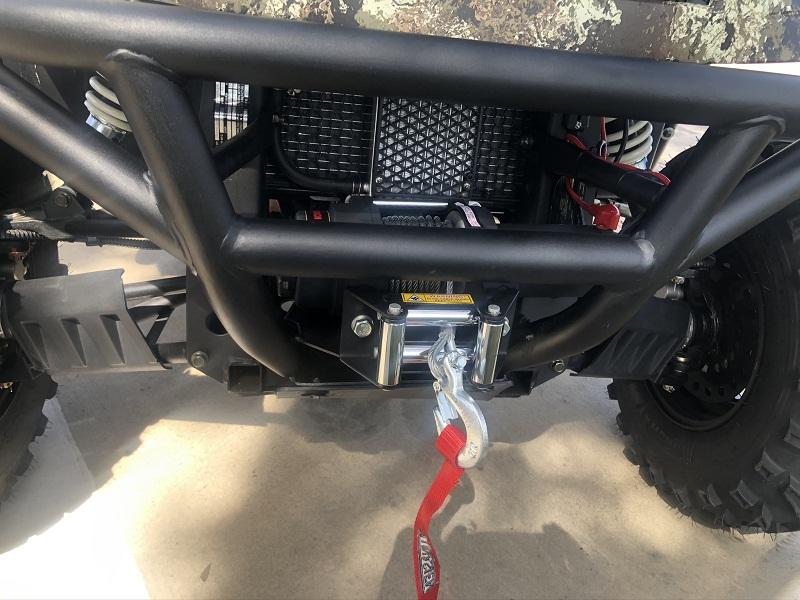 New Vitacci New UTV-650cc EFI