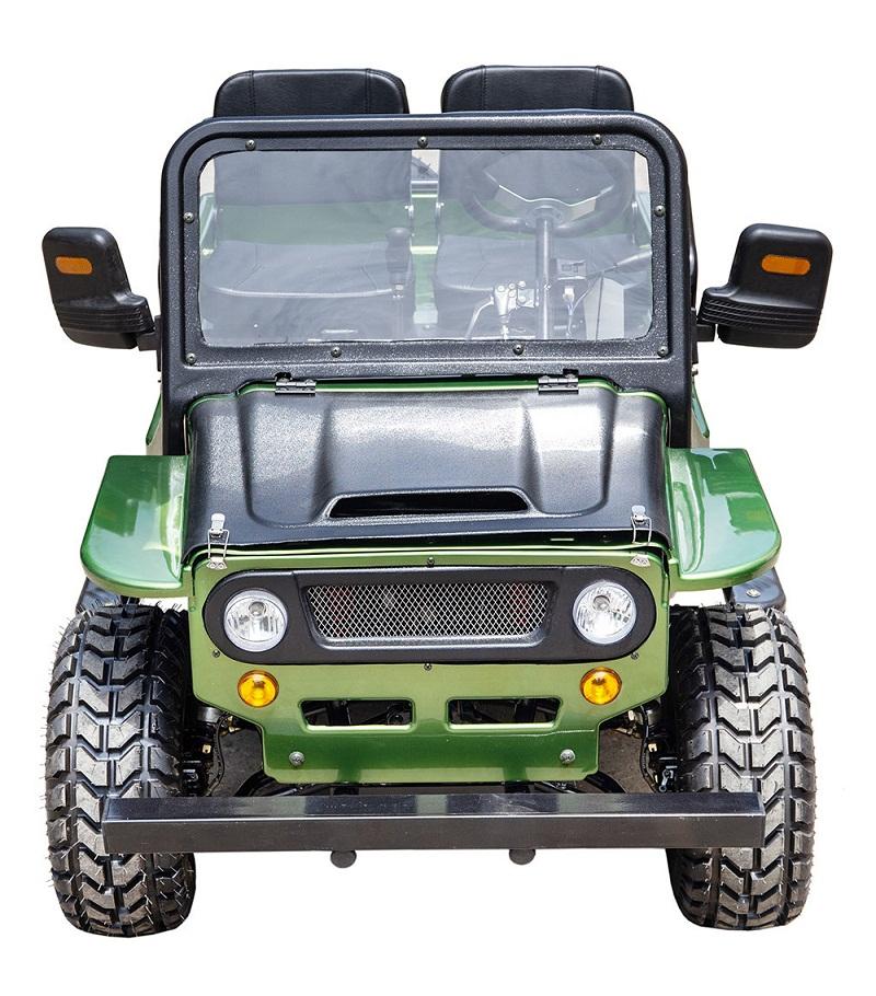 Vitacci Jeep 125cc Gokart
