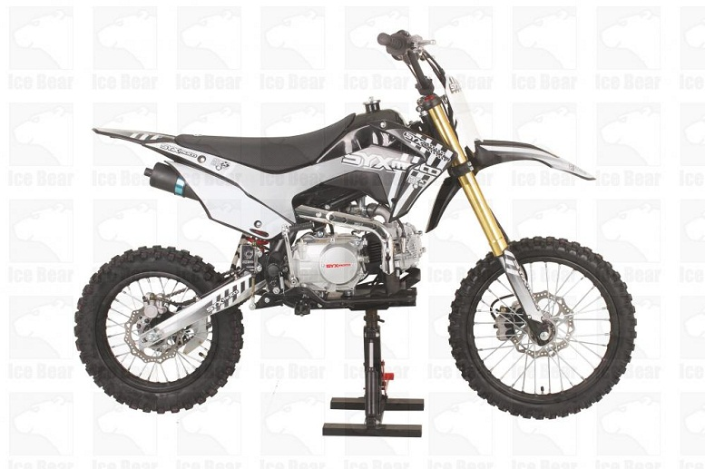 ICE BEAR WHIP (PAD125-3) 125CC DIRT BIKE