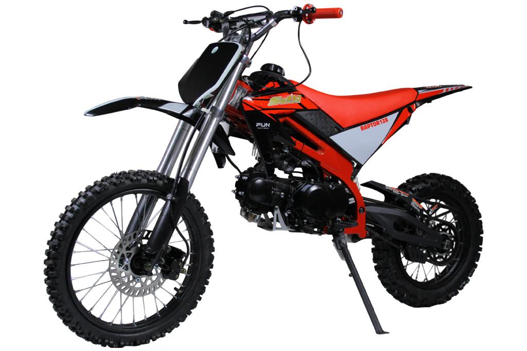 Jasscil XB-33 125cc Dirt Bike