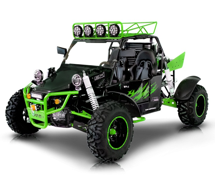 BMS V-TWIN BUGGY 800
