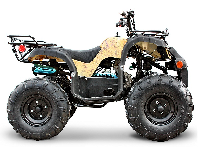 ICE BEAR Big Hunter (PAH125-8E) 125cc ATV